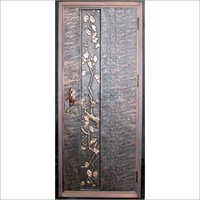 Metal Copper Door