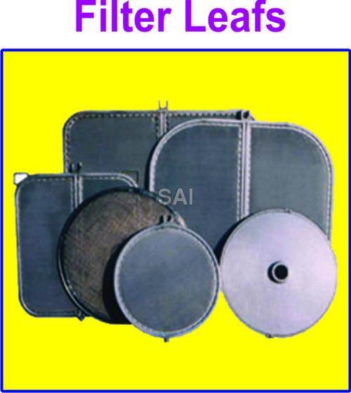 Vertical Leaf Filter