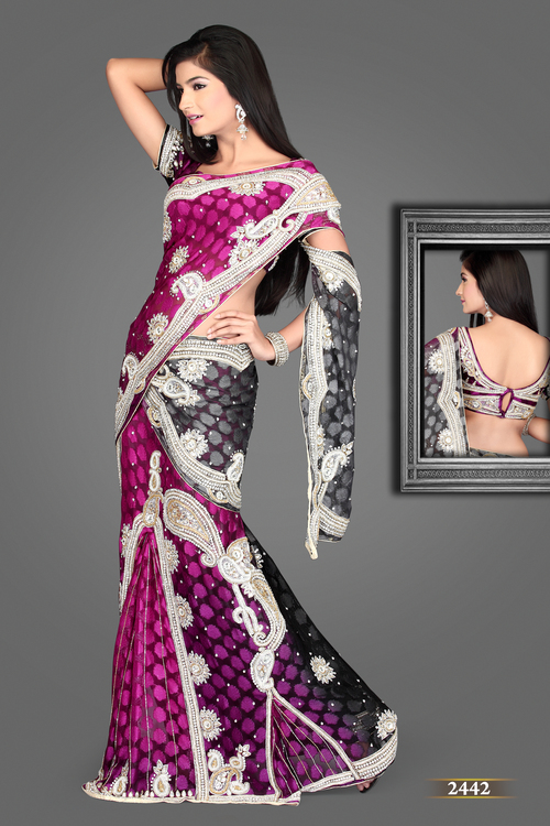 Fancy Wear Saree