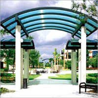 Polycarbonate Sheets Canopy