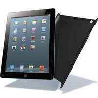 Elecom TB-A12PVBK Shell Cover for iPad 2012 (Black)