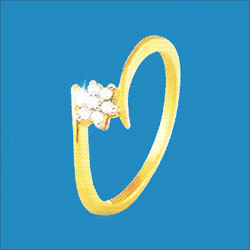 Designer Gold Diamond Rings