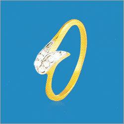 Fancy Gold Diamond Rings