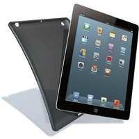Elecom TB-A12UCBK Soft Case for iPad 2012 (Black)