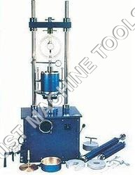 California Bearing (CBR) Apparatus