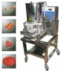 Automatic Cheese Patty Forming Machine