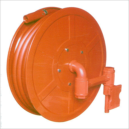 Compact Type Hose Reel Drum