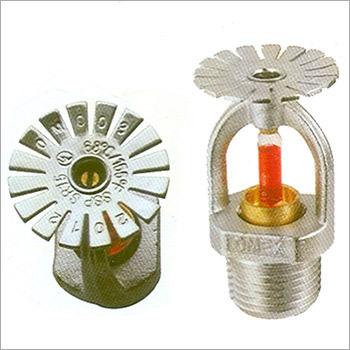 Pendent Type Sprinkler