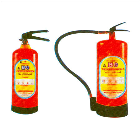 Dry Powder Pressure Extinguisher