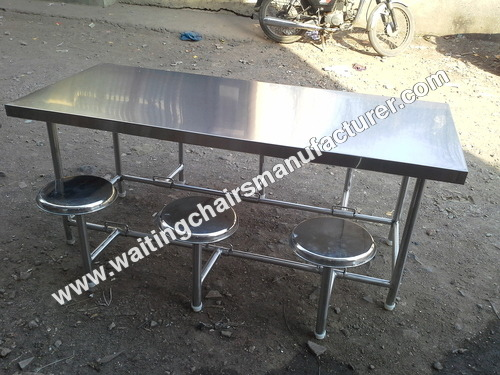 Canteen Table With Chair