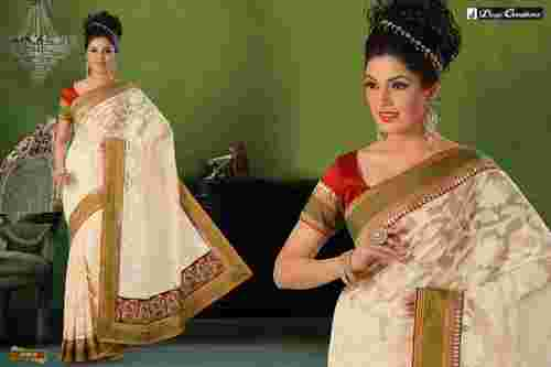 Silk and Traditional Sarees