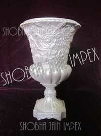 Rose Flower Pot for Decoration