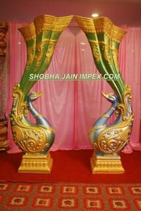 Statue For Wedding Gate