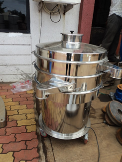 Dry & Wet Granulation Machine