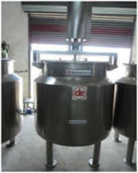 Coating Solution Preparation Vessel