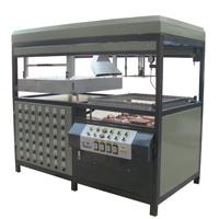 Semi-Automatic Plastic Forming Machine