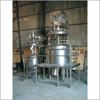 Cream Lotion Manufacturing Plant, Cream Mixer