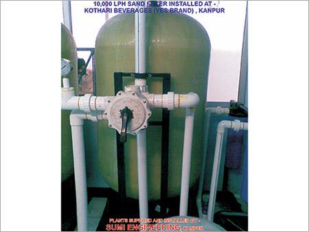 Industrial Warer Sand Filter