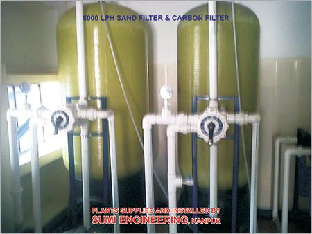 Industrial Carbon Filter