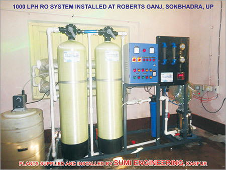 Water Treatmetn RO System