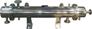 Heat Exchangers -multi tube heat exchanger