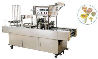 Water Cup Filling & Sealing Machine Certifications: Iso Certificate.