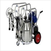 Diesel Double Milking Machine