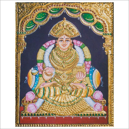Sri Annapoorani Tanjore Paintings