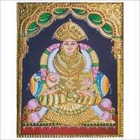Sri Annapoorani Tanjore Paintings