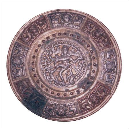 Nataraja Thanjavur Art Plates