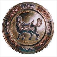 Decorative Thanjavur Art Plates
