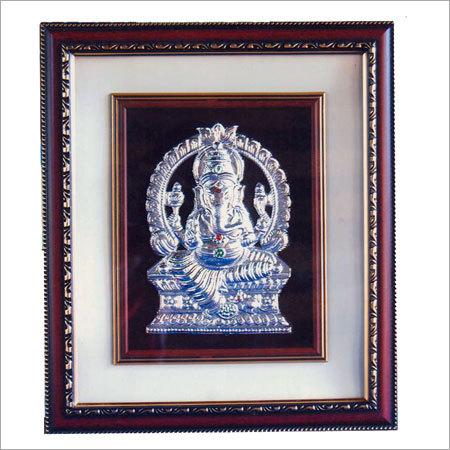 Ganesha Photo Frame