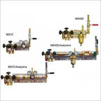 High Flow Cylinder Changeover Regulator