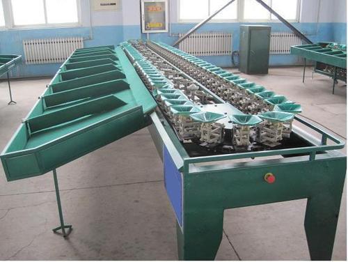 Mechanical Feeding Onion Grading Machine