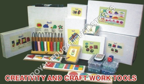 CREATIVITY AND CRAFT WORK TOOLS