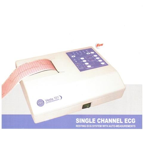 vesta single CH ECG