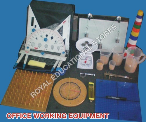 OFFICE WORKING EQUIPMENT