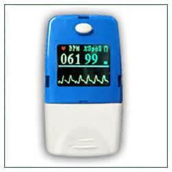 Fingertip Pulse Oximeter Model-CMS-50C