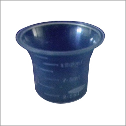 15ml-25mm BOPP cap's Bell-shaped cup.