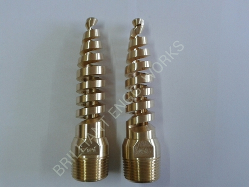 Spiral Spray Nozzle Brass