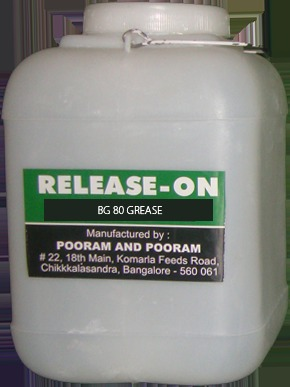 RELEASE – ON BG 80 GREASE