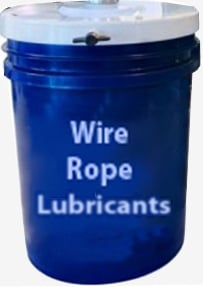 WIRE ROPE LUBRICANTS