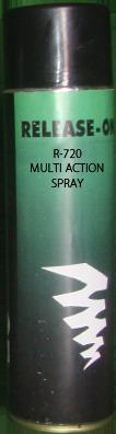 Automotive Multi Action Spray