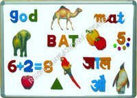 EDUCATIONAL MAGNETIC KIT FOR PRIMARY