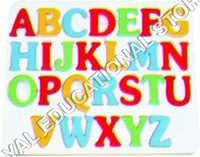 INSERT TRAY PUZZLE-CAP. ABC
