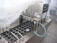 Yogurt Cup Filling And Sealing Machine