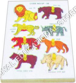 INSERT TRAY PUZZLE- ANIMALS