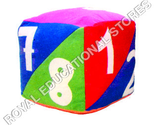SOFT DICE STOOL-COUNTING