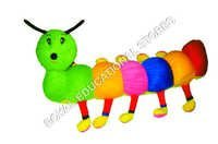 SOFT TOY-CATERPILLAR