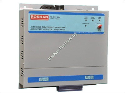 Single Phase Automatic Changeover Switch